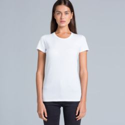Womens Wafer T shirt  Thumbnail