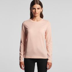 Womens Chelsea Long Sleeve Tee Thumbnail