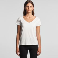 Womens La Brea V-Neck Tee Thumbnail